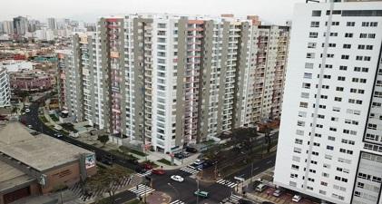 Jesús María lidera la oferta inmobiliaria de Lima moderna con un 31%