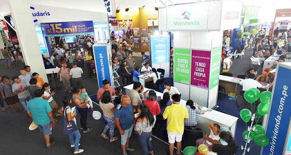 14 proyectos con Bono Verde se presentarán en la Feria Inmobiliaria del Perú