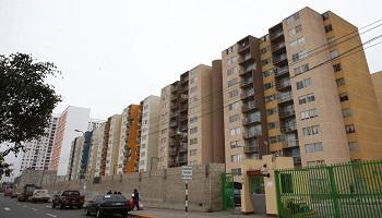 Lima y Callao tienen oferta inmobiliaria de 15,250 viviendas a julio 2018