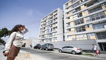 Oferta de viviendas llega a las 14,700 unidades en setiembre