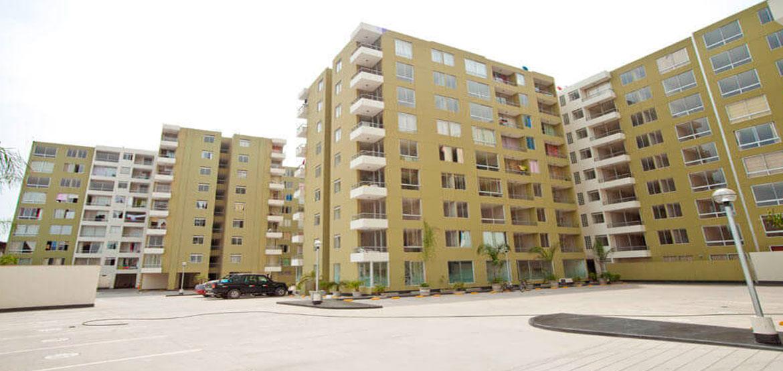 Precio promedio de la vivienda en Lima norte