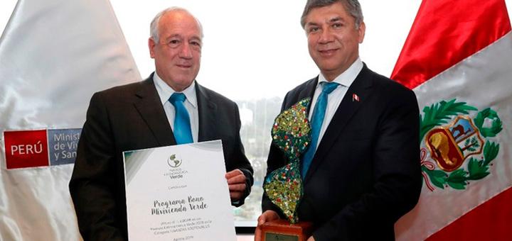 Bono Mivivienda Verde Recibe Segundo Premio Internacional