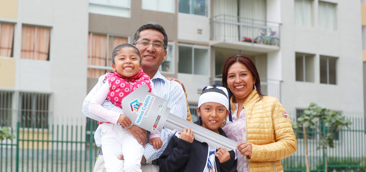 Housing: transfer S/ 75 million to the Mivivienda Fund for Good Payer's Bonus