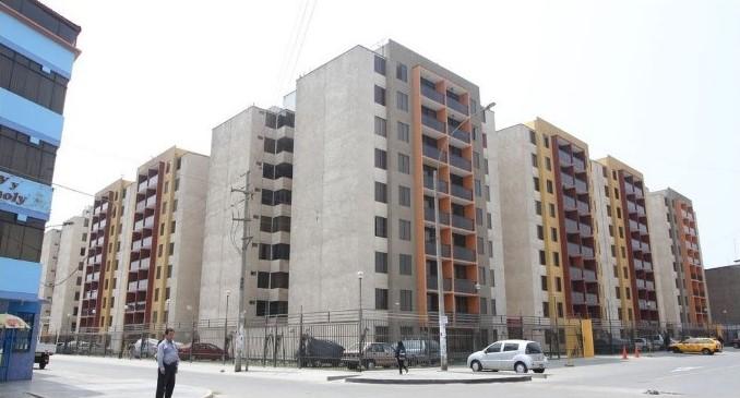 Peruanos siguen prefiriendo departamentos pequeños entre 40 m² y 80 m²