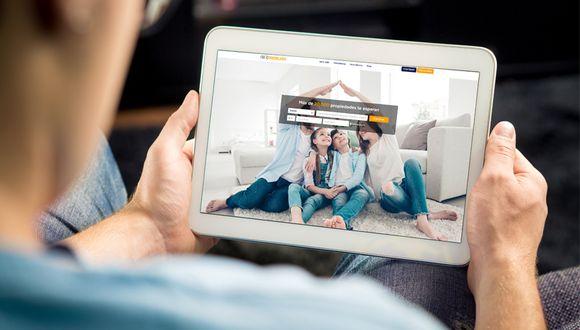 Se buscan más viviendas que antes gracias a las plataformas digitales del sector inmobiliario