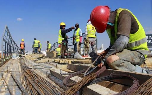 El impacto que deja la crisis en los obreros de la construcción