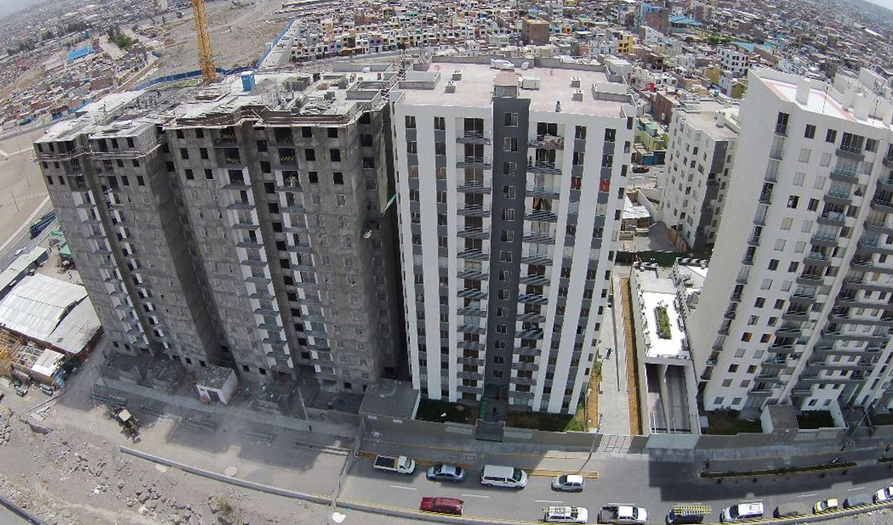 Oferta inmobiliaria en Lima aumentaría en 10% con una mayor eficiencia municipal