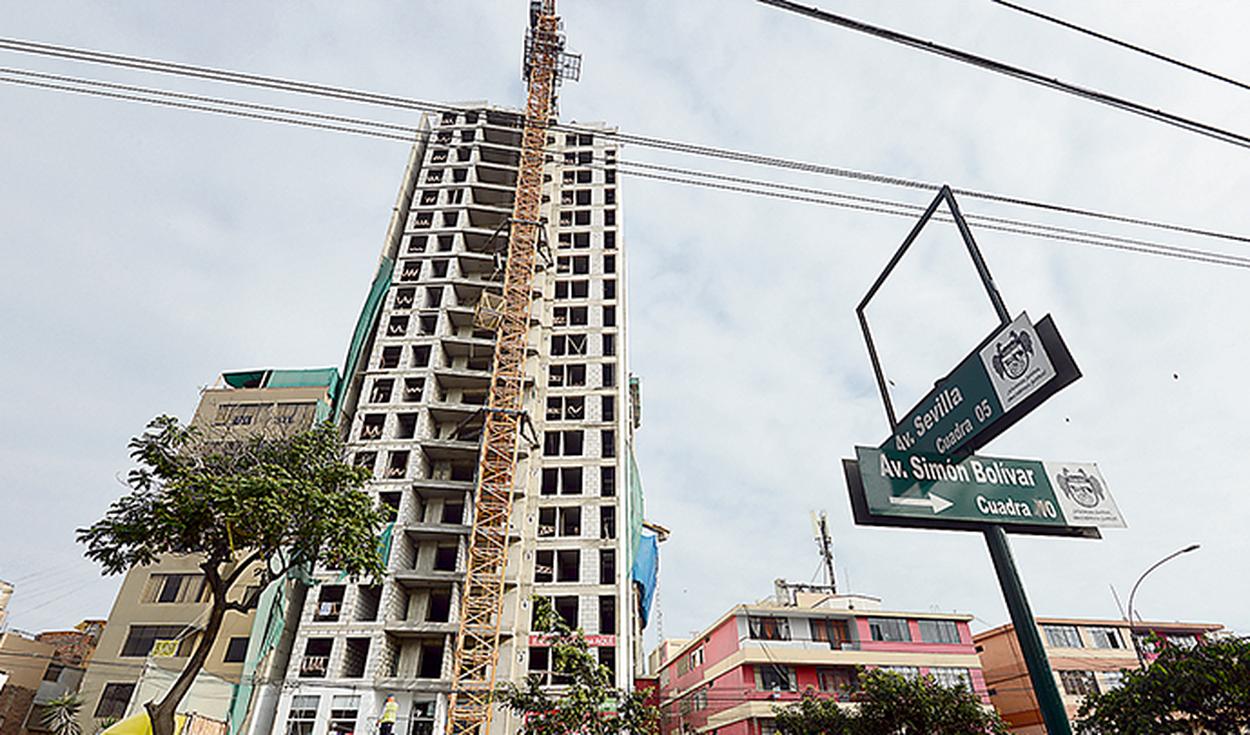Precio del metro cuadrado de vivienda se elevó en S/ 396