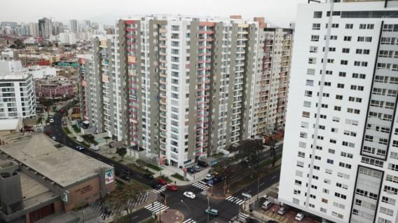 Renace oferta inmobiliaria en Miraflores y ya supera a Jesús María