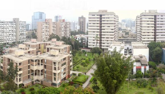 Jesús María es el distrito con la mayor oferta inmobiliaria en marzo