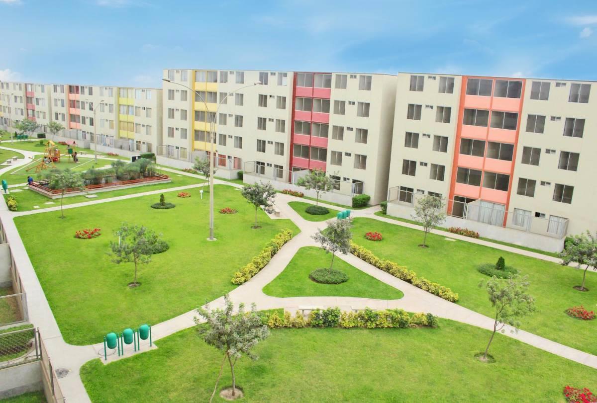 Venta de departamentos en Lima Norte crece de manera sostenida