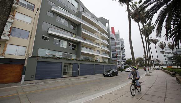 Barranco: alto valor por m² no detiene crecimiento de su inventario inmobiliario