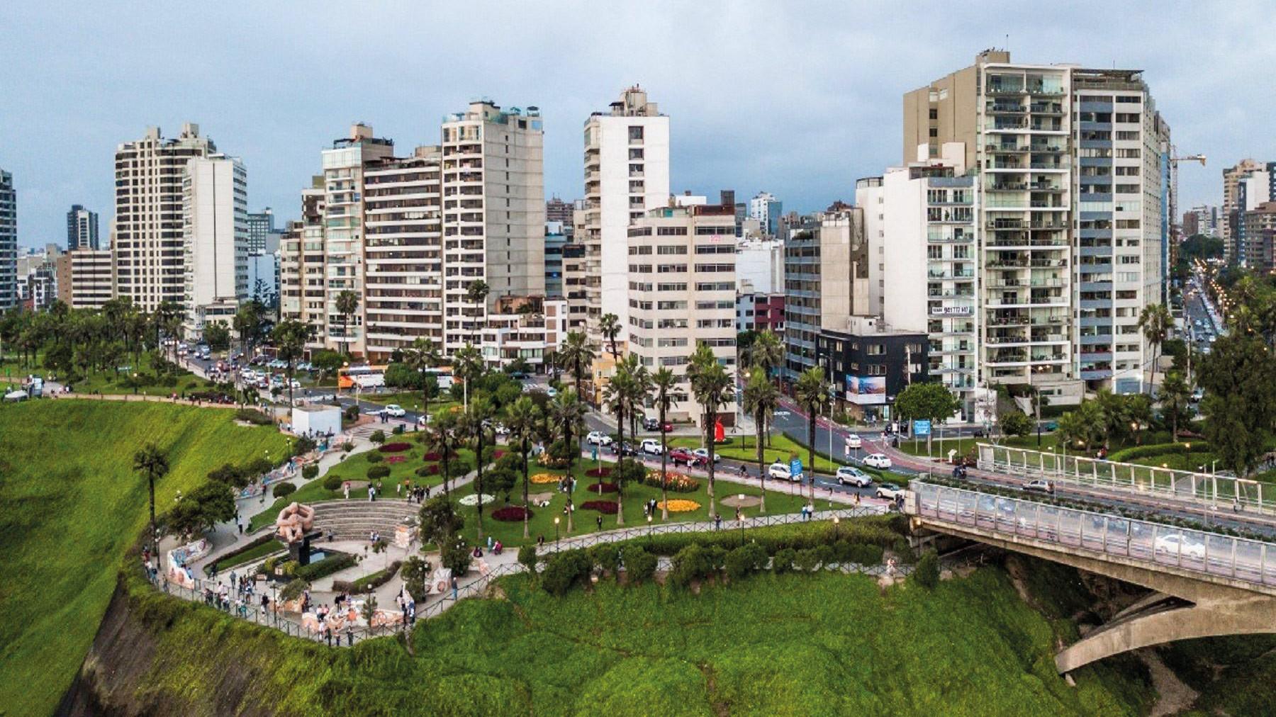 Precios de viviendas en Lima revierten caída tras dos meses a la baja