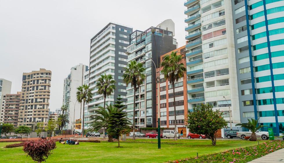Seis distritos de Lima concentran el 40% de proyectos de vivienda